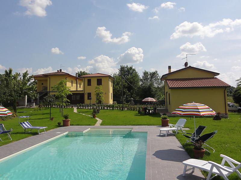 Terrazza 1496488,Casa rural  con piscina privada en Cortona, en Toscana, Italia para 6 personas...