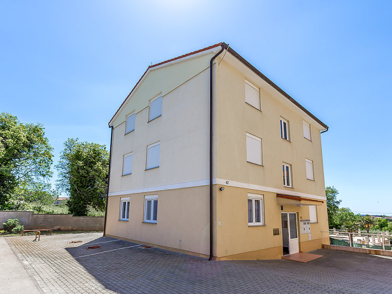 A1 med 405 1496535,Apartamento en Medulin, Istria, Croacia para 4 personas...