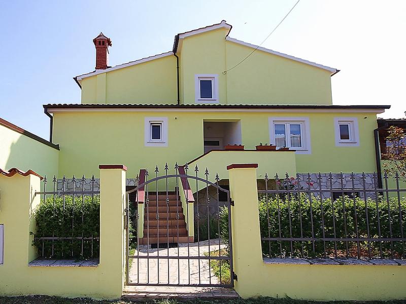 Pom 141  9247 1496604,Apartamento en Pula-Pomer, Istria, Croacia para 4 personas...