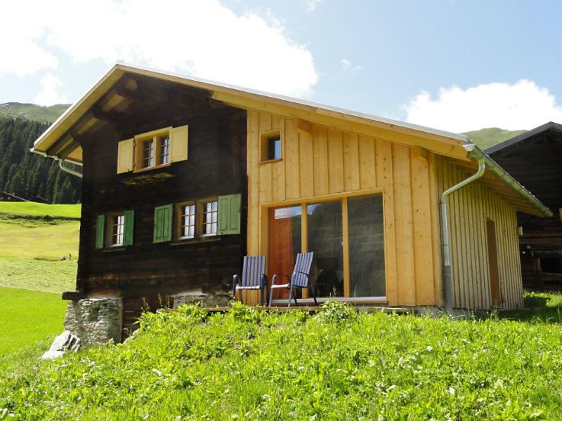 Ausserbch testerltscher 1496632,Casa en Safien Platz, Lake Zurich Region, Suiza para 4 personas...