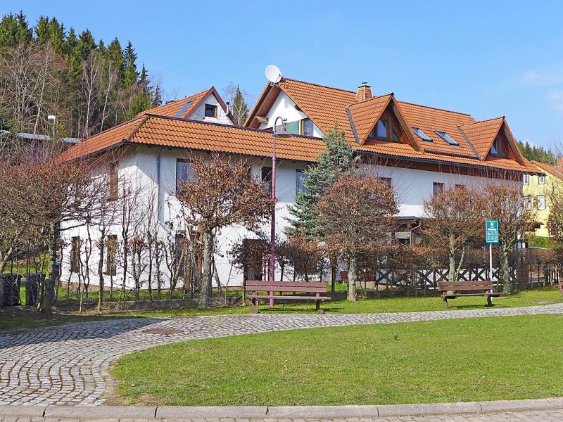 Thringerradlerscheune 1496664,Apartamento en Friedrichroda, Thuringian Forest, Alemania para 4 personas...