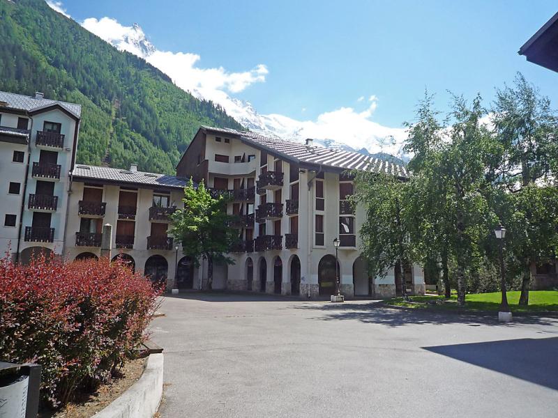 Le triolet 1496734,Cuarto de hotel en Chamonix, Mont-Blanc, Francia para 4 personas...