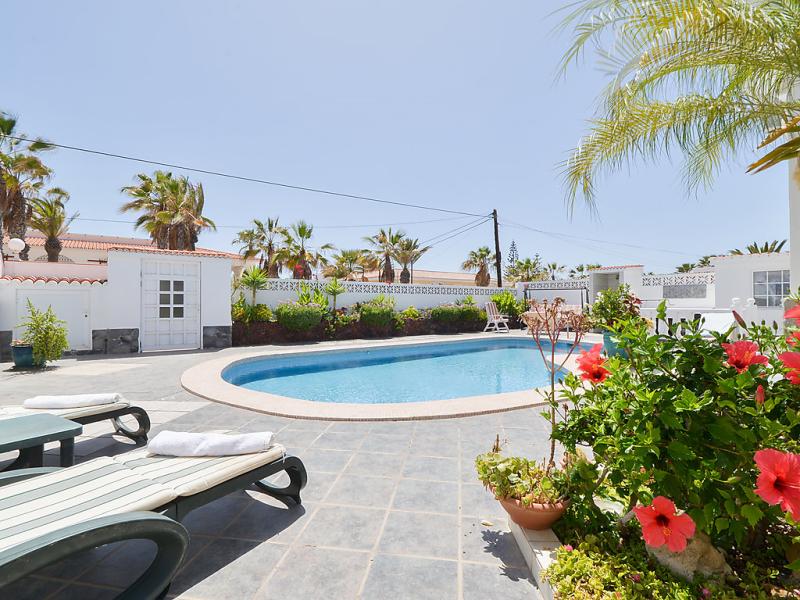 Villa sandra typ 2 1497045,Apartamento  con piscina privada en Palm- Mar, Tenerife, España para 2 personas...