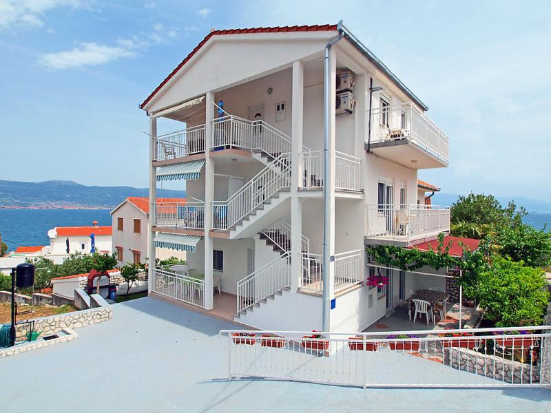 1497164,Apartamento en Trogir-Slatine, Central Dalmatia, Croacia para 4 personas...
