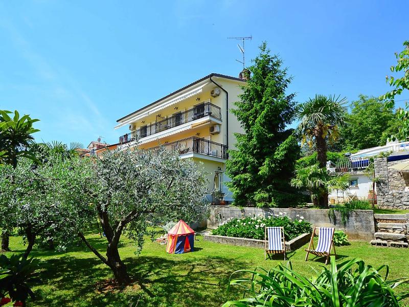1497368,Apartamento en Opatija-Ika, Kvarner, Croacia para 4 personas...