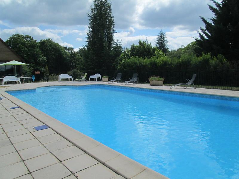 Chastagnol 1497413,Casa rural  con piscina privada en Aubazine, Limousin, Francia para 4 personas...