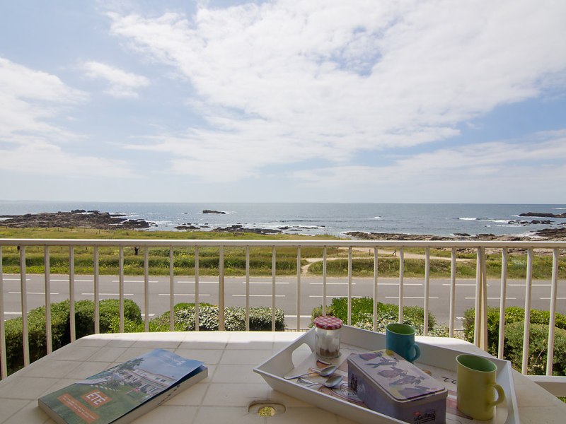 Trouz ar mor 1497415, Hotel room in Quiberon, Brittany, France for 2 persons...
