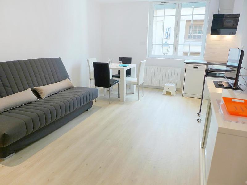 Saint thomas 1497416,Apartamento en Saint Malo, Languedoc-Roussillon, Francia para 2 personas...