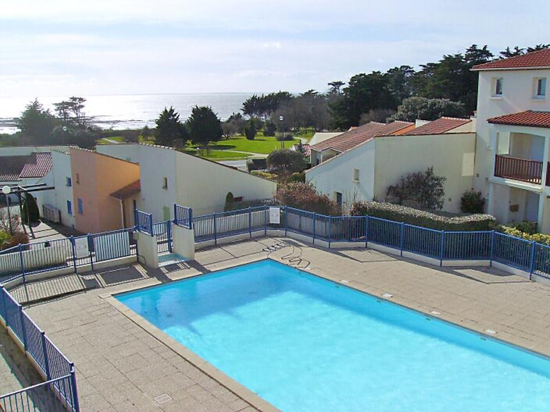 Port saint jacques 1497592,Cuarto de hotel en Pornic, Loire Country, Francia  con piscina privada para 6 personas...
