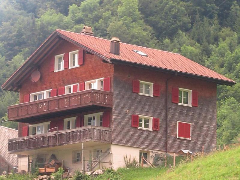 Ifngi 1497617,Casa en Grafenort, Central Switzerland, Suiza para 4 personas...