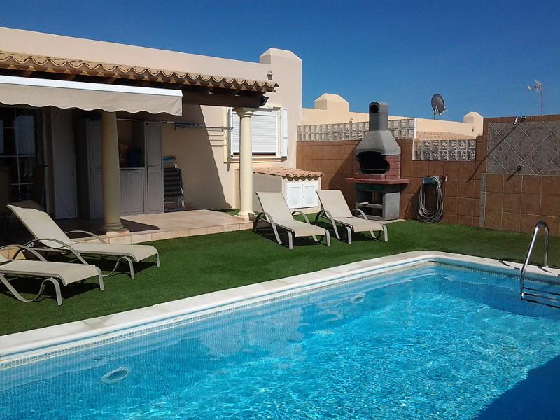 Villa suite golf caleta 3 1497689,Casa rural  con piscina privada en Caleta de Fuste Antigua, Fuerteventura, España para 4 personas...