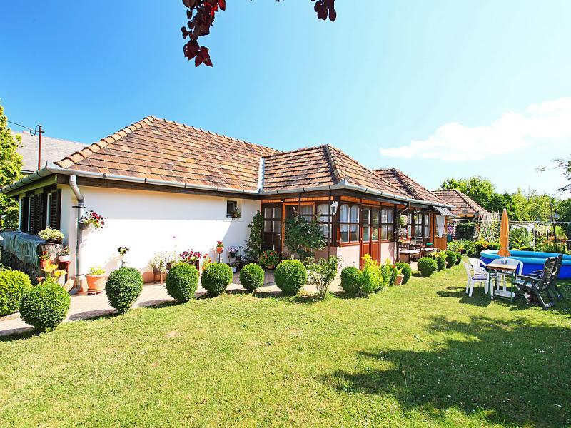 1497722,Casa rural en Balatonboglar-Balatonoszod, Balaton Somogy, Hungría  con piscina privada para 4 personas...