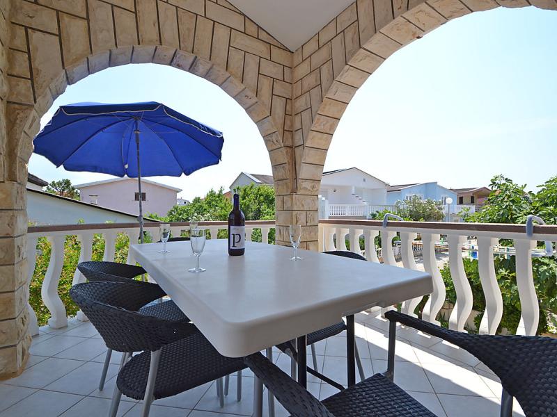 1497801,Apartamento en Vir, Dalmatia, Croacia para 5 personas...
