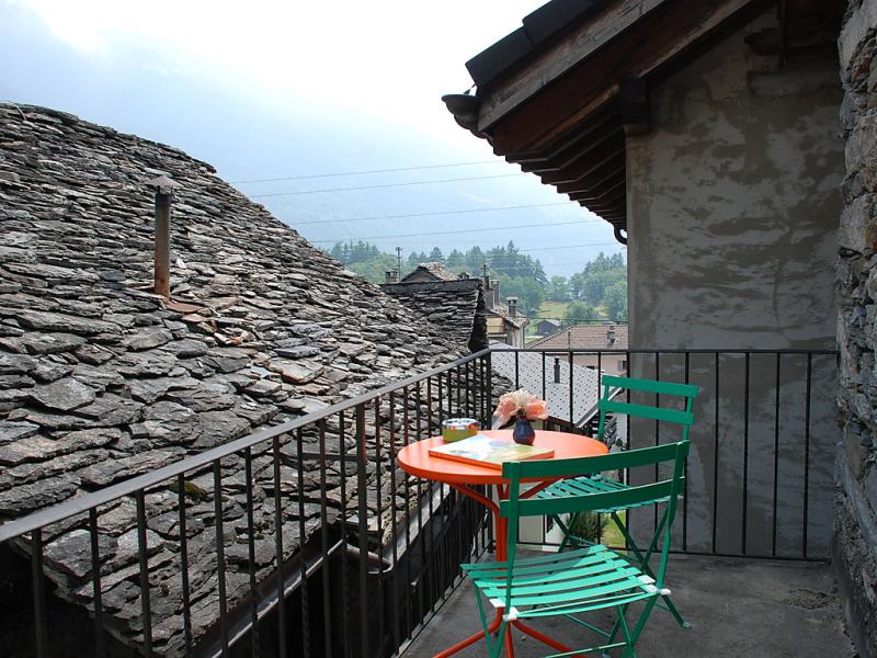 Peppa 1497826,Apartamento en Chironico, Ticino, Suiza para 4 personas...
