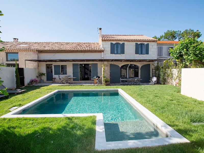 Le mas de la scierie 1497827,Casa rural en Les Baux De Provence, Rhône, Francia  con piscina privada para 6 personas...