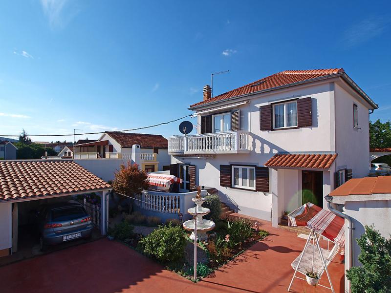 1497841,Apartamento en Vodice, Dalmatia, Croacia para 4 personas...