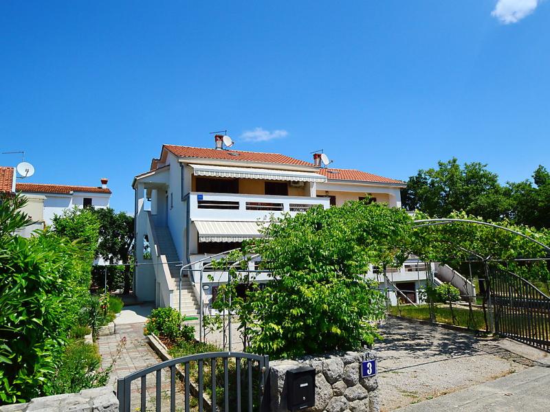 1497855,Apartamento en Krk-Malinska, Kvarner, Croacia para 2 personas...