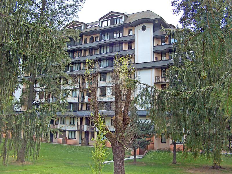 Le chamois blanc 1498106,Cuarto de hotel en Chamonix, Mont-Blanc, Francia para 4 personas...