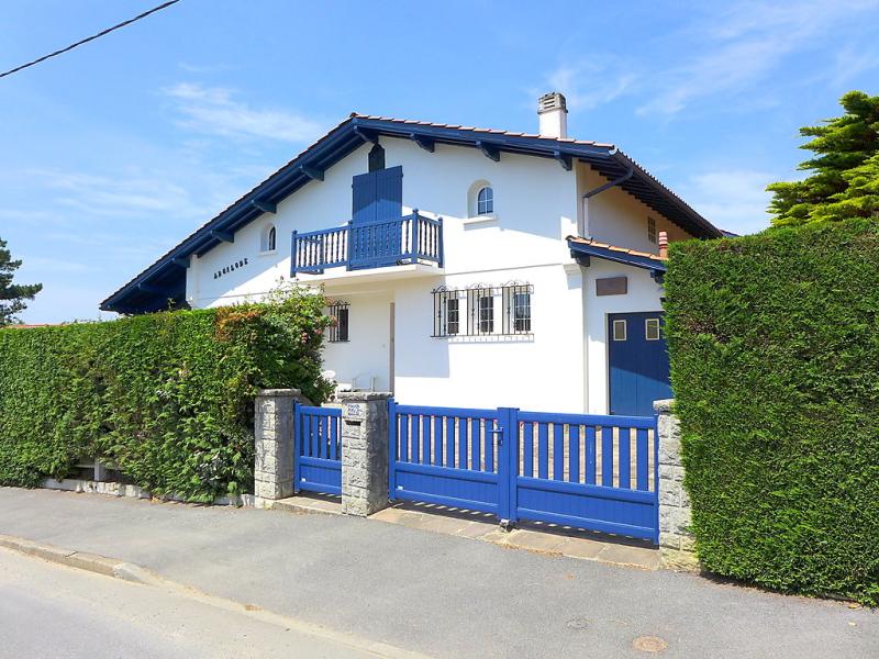 Baldareta 1498264,Apartamento en Guéthary, Aquitaine, Francia para 5 personas...