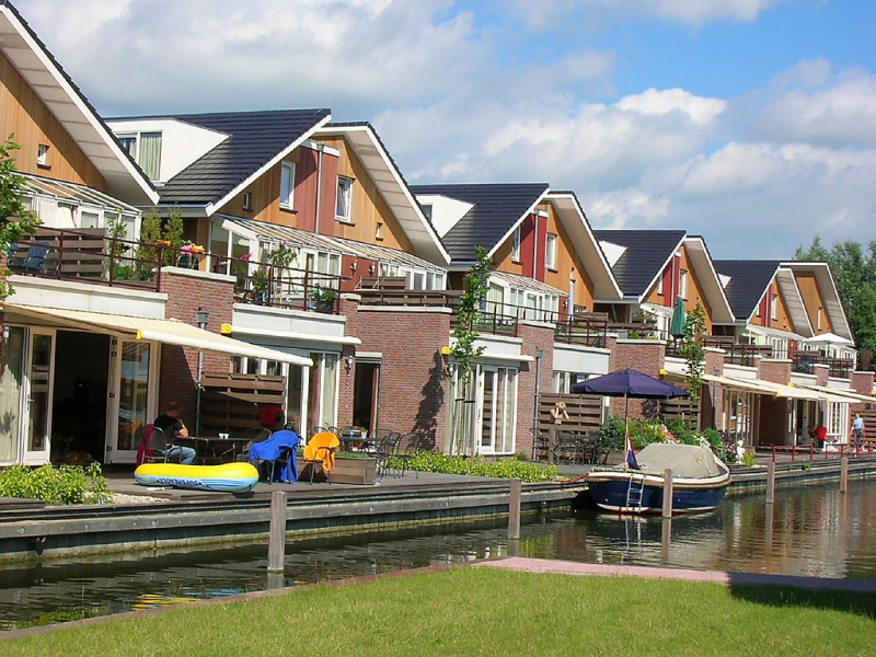 Bovenwoning 6 1498419,Apartamento en Uitgeest, Noord-Holland, Holanda para 6 personas...