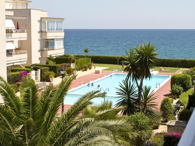 Cala montero f2 1498595,Apartamento  con piscina privada en Vinarós, Castellón, España para 4 personas...
