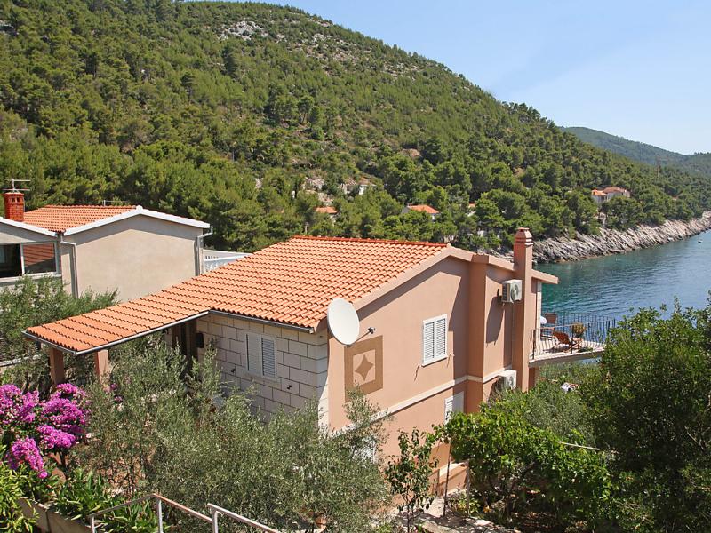 1498741,Apartamento en Korčula-Prižba, South Dalmatia, Croacia para 6 personas...