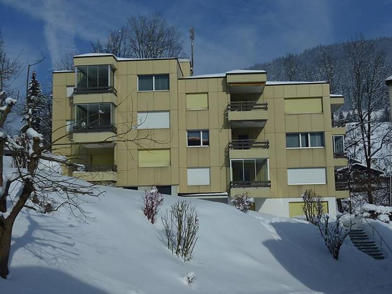 Vorderrtigen 4 1498746,Casa en Engelberg, Central Switzerland, Suiza para 2 personas...