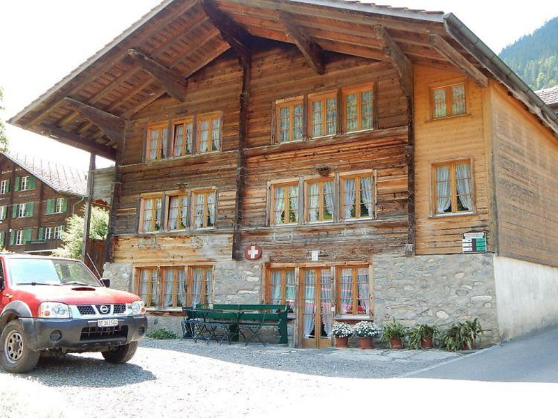 Chalet kreuz fewo i 1499085,Casa en Saxeten, Bernese Oberland, Suiza para 2 personas...