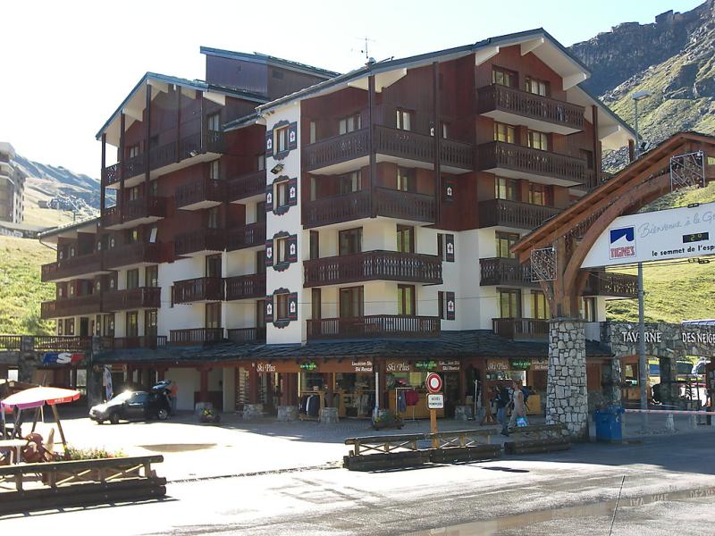 Rond point des pistes 1499093,Apartamento en Tignes, Rhône-Alpes, Francia para 2 personas...