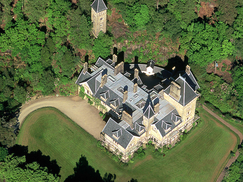 The top flat 1499149,Castillo en Oban, Scotland, Reino Unido para 6 personas...