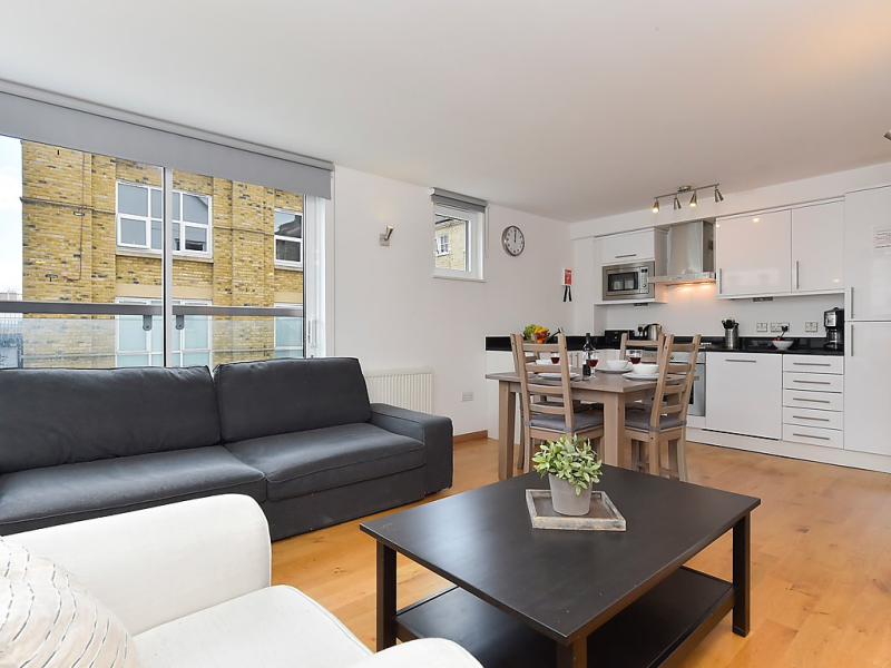 Tower mint 1499370, Apartamento en London City, Greater London, Reino Unido para 4 personas...