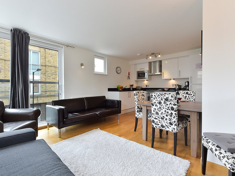 Tower mint 1499381, Apartamento en London City, Greater London, Reino Unido para 4 personas...