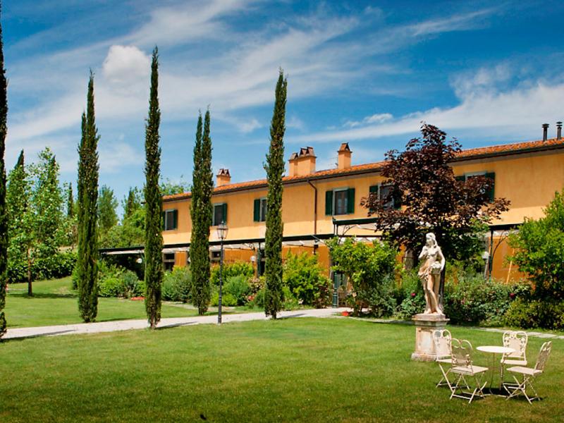 Tipologia trilo 1499637,Apartamento  con piscina privada en Empoli, en Toscana, Italia para 6 personas...