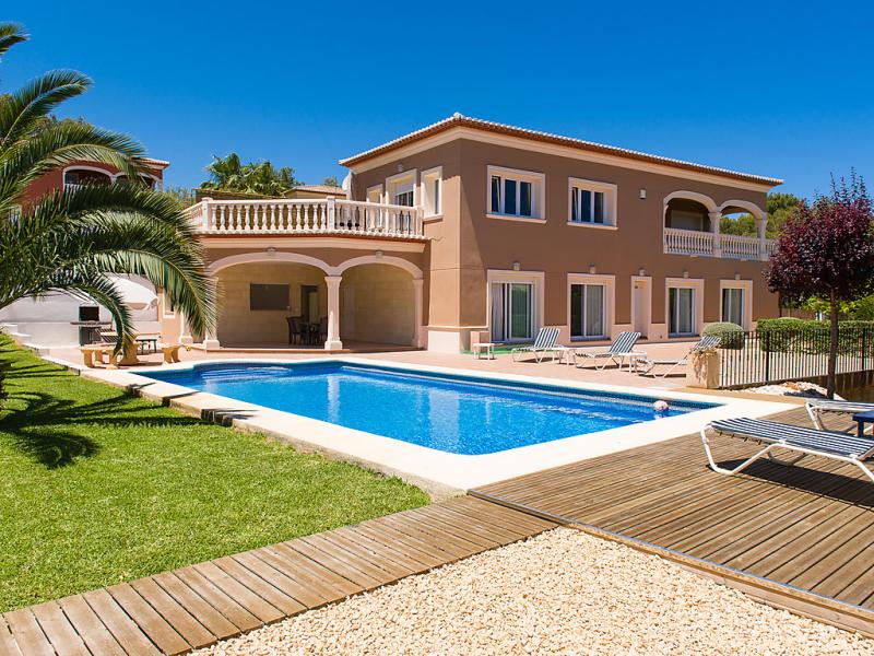 Patrolymar 1499678,Villa en Jávea, en la Costa Blanca, España  con piscina privada para 10 personas...