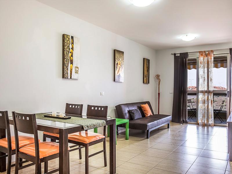 Oeste 1499941,Apartamento en El Médano, Tenerife, España para 4 personas...