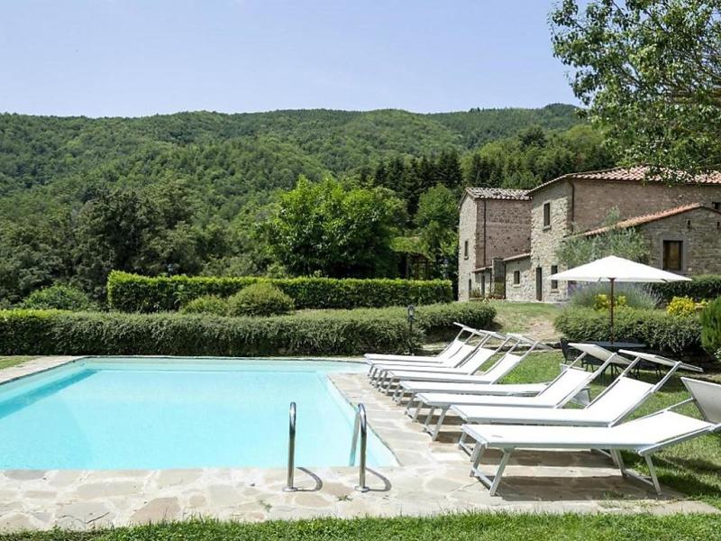 Gloriosa 1499942,Casa rural  con piscina privada en Cortona, en Toscana, Italia para 12 personas...