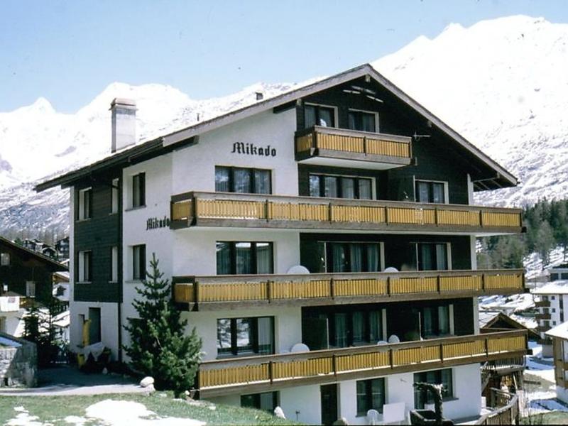 Mikado 018a01 1499950,Casa en Saas-Fee , Wallis, Suiza para 2 personas...