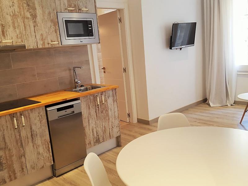Cuma 1499988,Apartamento en Barcelona Stad, Barcelona, España para 4 personas...