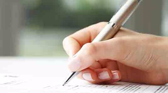 Formulaire de réservation professionnel
