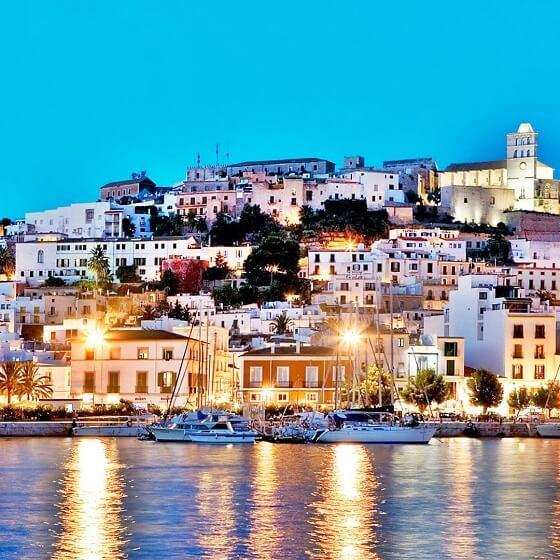 homes on Ibiza