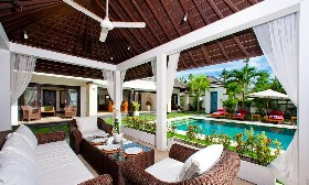 VILLAS WITH POOLS BALI