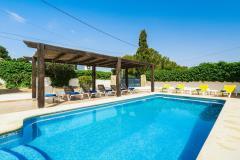Villa leonor 8 pax