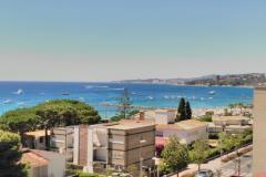 Lys  apartamento con increibles vistas al mar 1 dormitorio y terraza con vistas a 400 metros del paseo de palamos en la costa brava