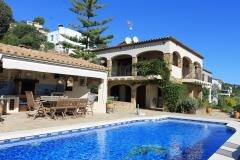 Villa les oliveres
