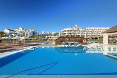 In a frontbeach luxury resort 1494815