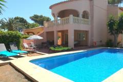 Villa ciruela