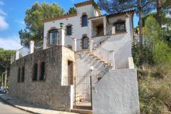 Estrella begur costa brava casa acogedora y amplia con wifi gratis terraza y garaje